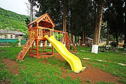 Пансионат Лазурный берег,Детская площадка