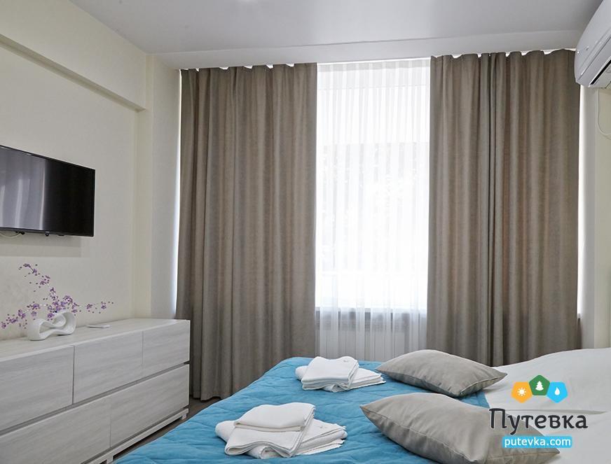 Фото номера Люкс 2-местный 2-комнатный (2 этаж), 1