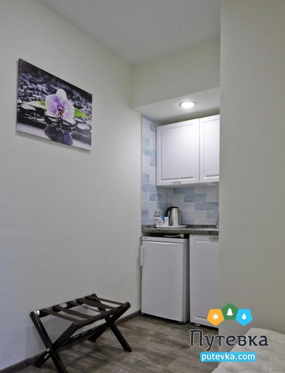 Фото номера Люкс 2-местный 2-комнатный (2 этаж), 3