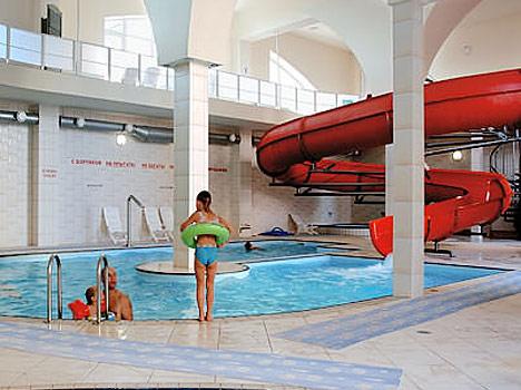 Отель Самбия,Аквапарк