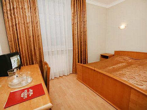 Отель Самбия,2-местный корпус А