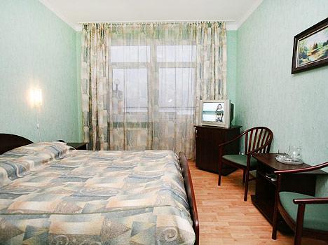 Отель Самбия,2-местный корпус В