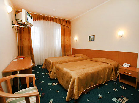 Отель Самбия,2-местный корпус С