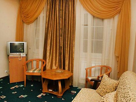 Отель Самбия,Люкс корпус В