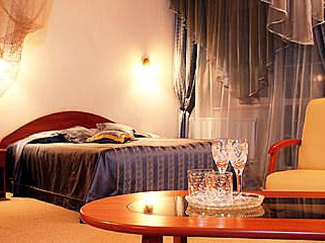 Отель Самбия,Люкс