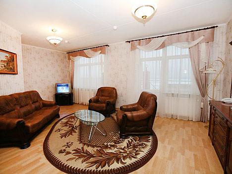 Отель Самбия,Номер VIP корпус В