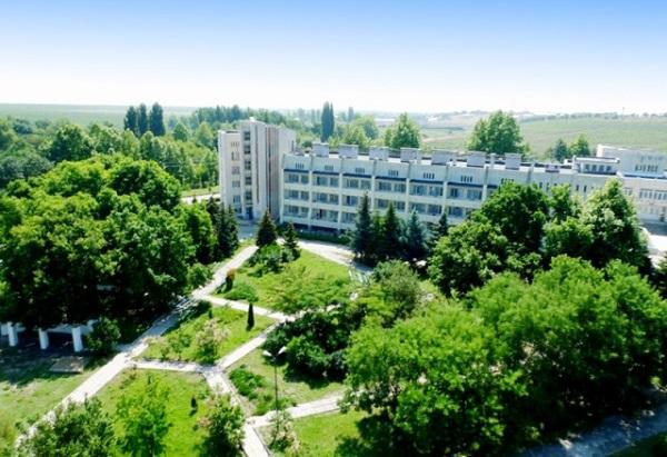 Отель Таврида Мыс Лукулл (ex.Ателика Таврида),Корпус и территория
