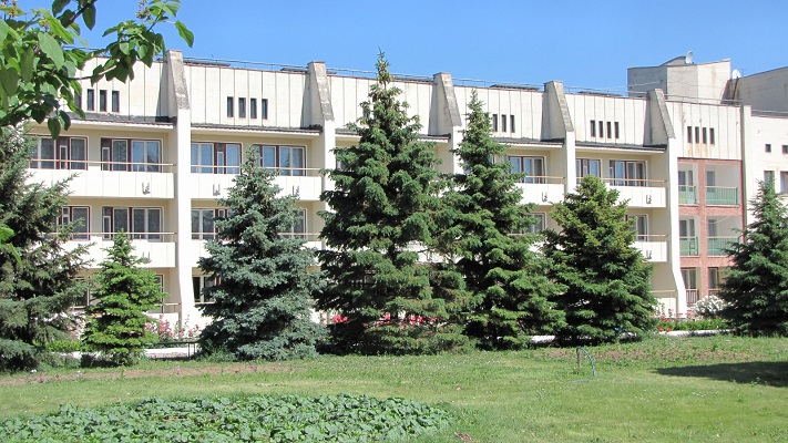 Отель Таврида Мыс Лукулл (ex.Ателика Таврида),Внешний вид корпус