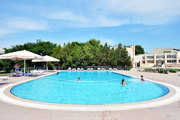 Отель Таврида Мыс Лукулл (ex.Ателика Таврида),Открытый бассейн