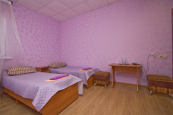 Гостиница Антарес,Стандарт 3-местный