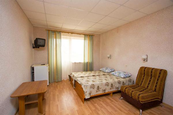 Гостиница Антарес,Стандарт 2-местный