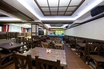 Санаторий Аврора ,Ресторан