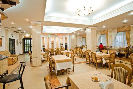 Отель Форум,Ресторан