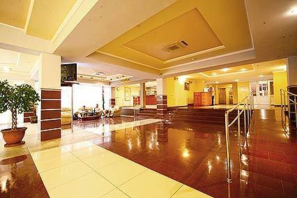 Гостиница Интер-Сухум,Холл