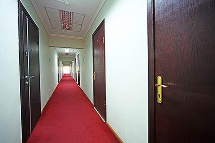 Гостиница Интер-Сухум,Коридор
