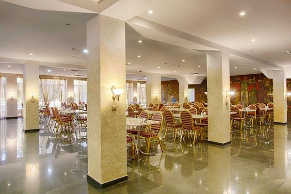 Гостиница Интер-Сухум,Столовая