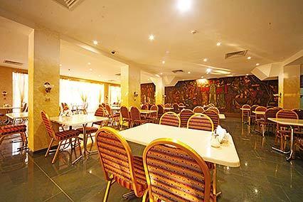 Гостиница Интер-Сухум,Ресторан