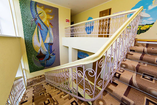Лестница корпуса№6