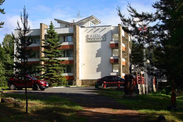 Гостиничный комплекс Калевала,Вид