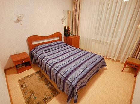 Гостиничный комплекс Калевала,1-местный номер