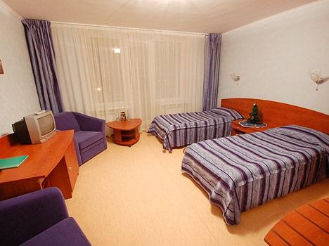 Гостиничный комплекс Калевала,2-местный Большой номер