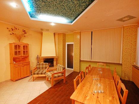 Гостиничный комплекс Калевала,Комната отдыха