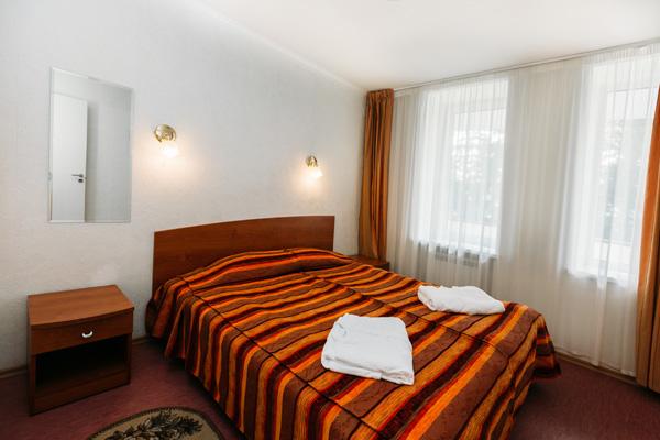 Гостиничный комплекс Калевала,Luxe спальня 1
