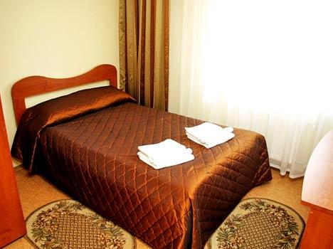 Спальня №1 в коттедже
