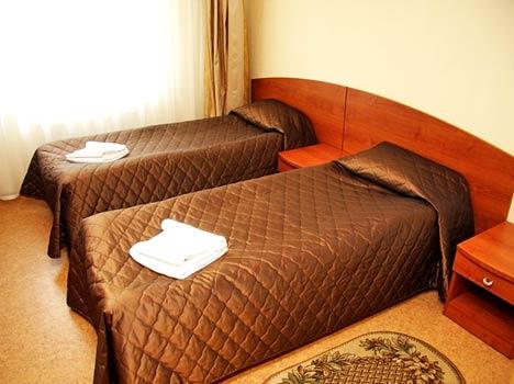 Спальня №3 в коттедже