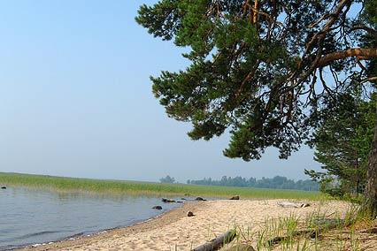 Загородный комплекс Большая Медведица,Онежское озеро