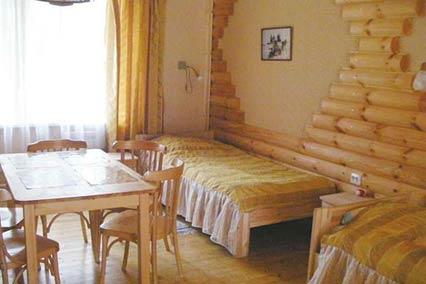 Загородный комплекс Большая Медведица,2-местный номер (Малина)