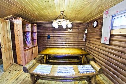 Комната отдыха в бане