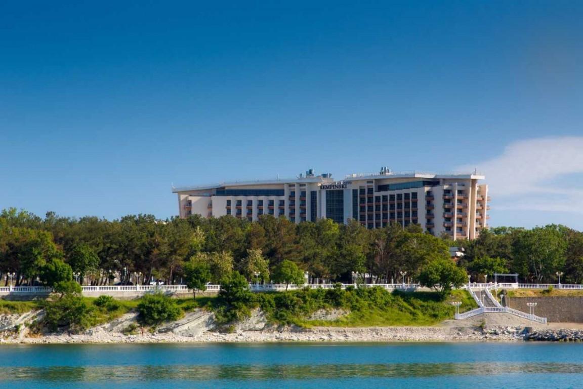 Отель Кемпински Гранд Отель Геленджик,Внешний вид