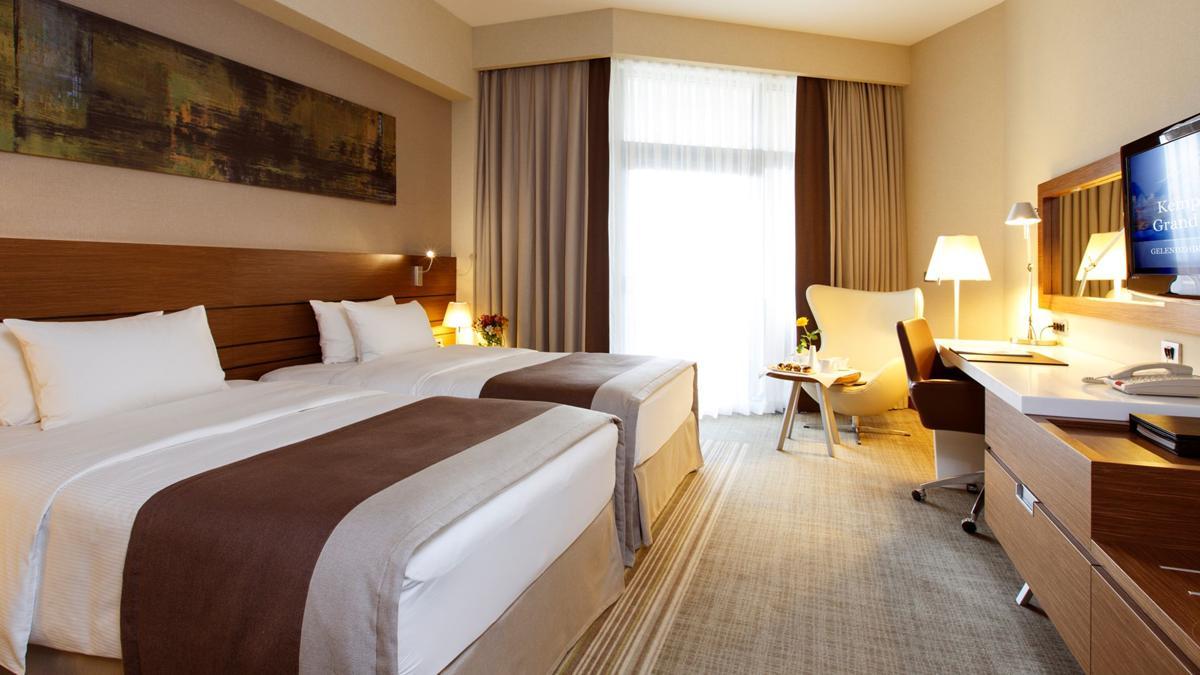 Отель Кемпински Гранд Отель Геленджик,Улучшенный 2-местный