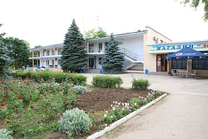 Санаторий Маяк ДСОЦ ,Корпус санатория