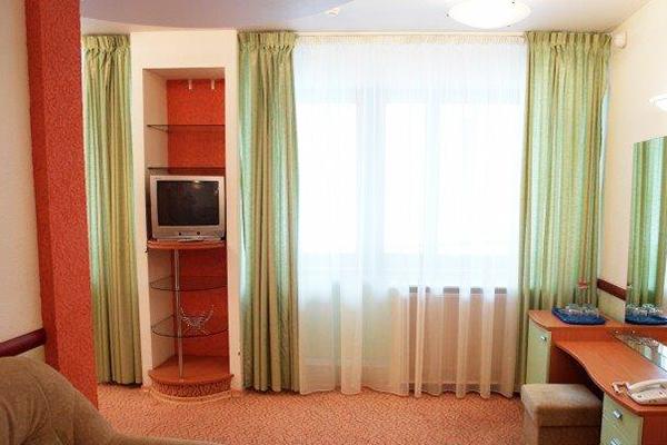 Санаторий Озерный,Полулюкс 2-местный 2-комнатный