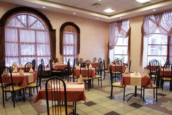 Санаторий Озерный,Ресторан