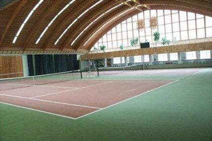 Санаторий Магистральный,Теннисный корт
