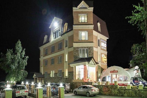 Гостиница Нео,Внешний вид