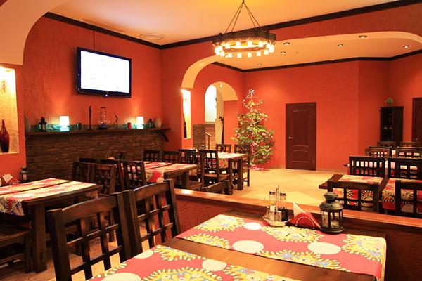 Гостиница Нео,Ресторан Дон Кихот
