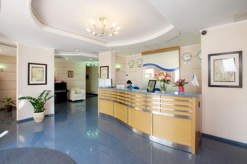 Отель Круиз Kompass Hotel,Служба размещения