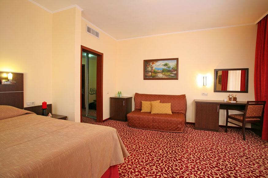 Отель Круиз Kompass Hotel,Стандарт 2-местный 1 категории