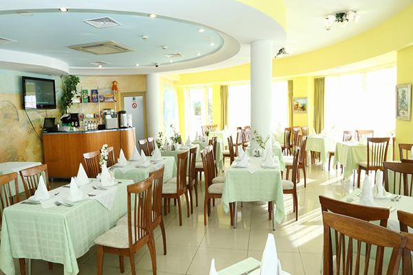 Гостиничный комплекс Маджестик,Ресторан