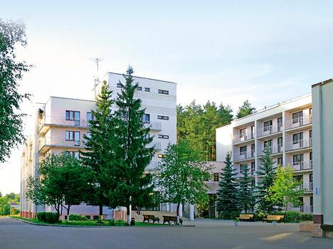 Парк-отель Ярославль,Внешний вид