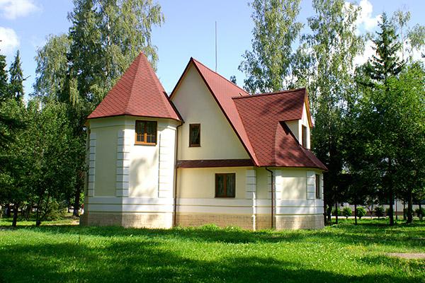 Парк-отель Ярославль,Европейский коттедж