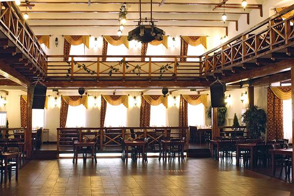 Парк-отель Ярославль,Ресторан