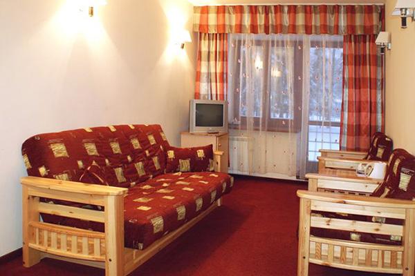 Парк-отель Ярославль,Полулюкс