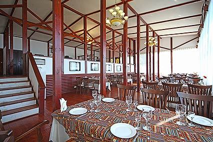 Гостиница Камарит,Ресторан