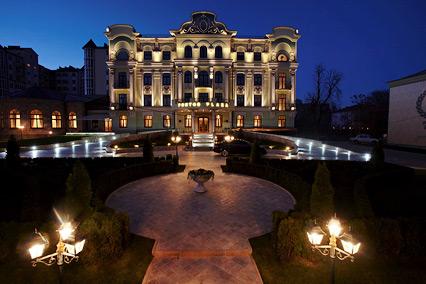 Отель Понтос Плаза,Внешний вид