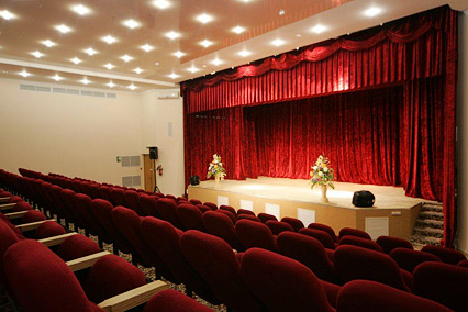 Пансионат Ивушка (РЖД),Кино-концертный зал